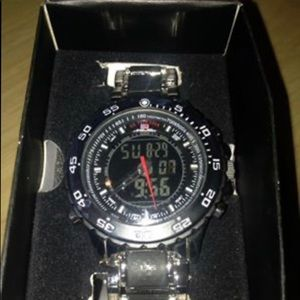 I.S. Polo Association Men's Watch